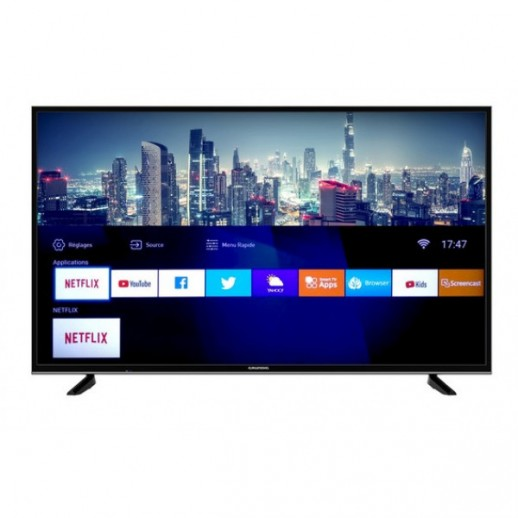 Televisor LED Grundig 43 GDU 7500B UHD 4K ULTRA HD SMART TV WIFI