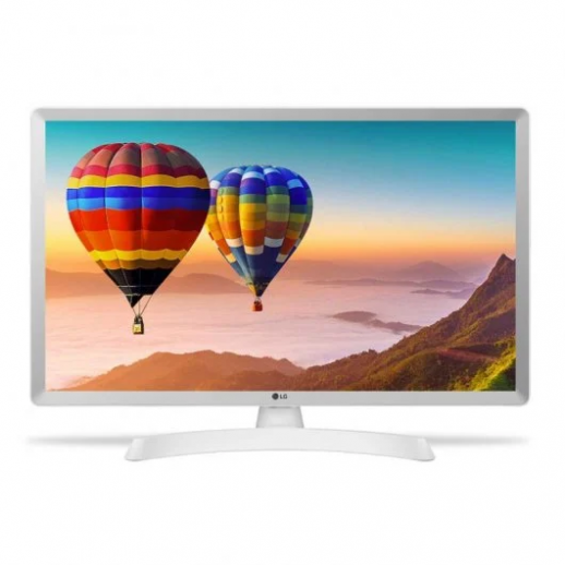 Televisor MONITOR LED LG 28TN515S-WZ SMART TV WIFI BLANCO