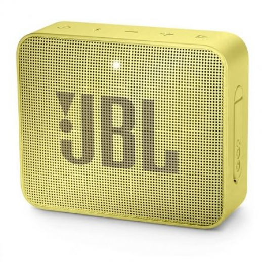 Altavoz Bluetooth JBL GO 2 Yellow