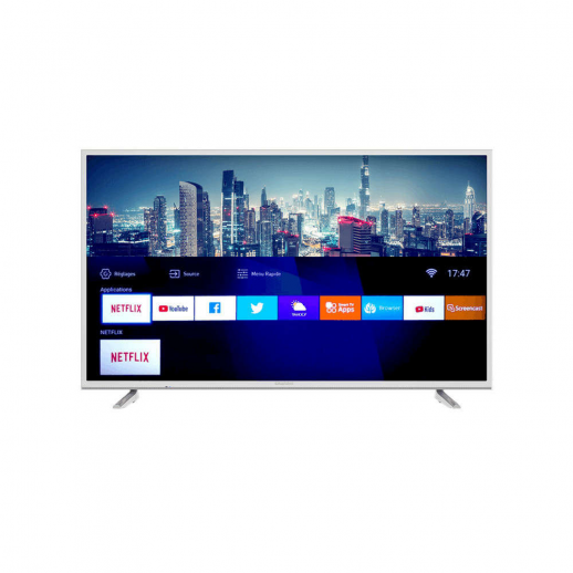 Televisor LED Grundig 43 GDU 7500W UHD 4K SMART TV WIFI