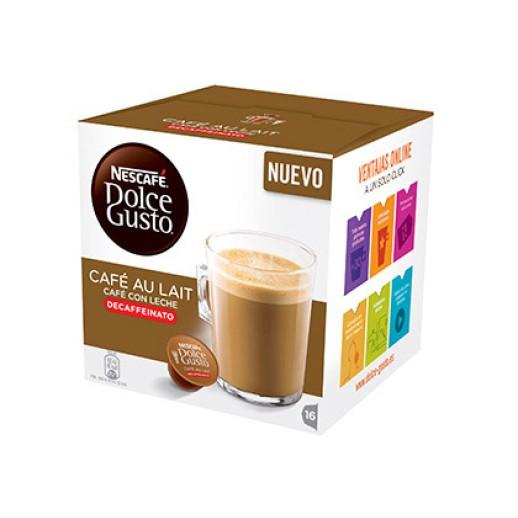 CAFE DOLCE GUSTO CAFE C/LECHE DESC 12293457