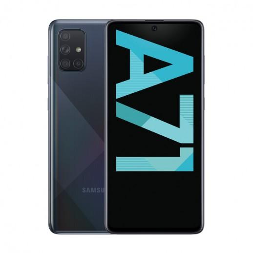SMARTPHONE SAMSUNG GALAXY A71 BLACK 6+128GB