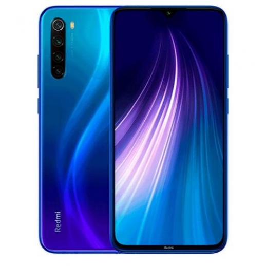 SMARTPHONE XIAOMI REDMI NOTE 8T  BLUE 4+128GB