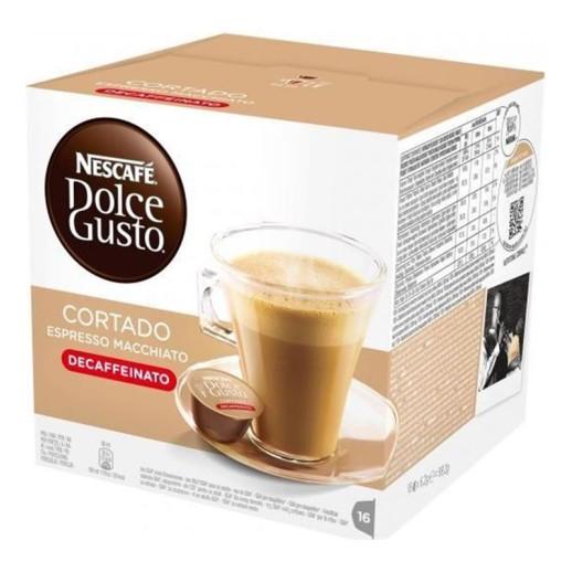 CAFE DOLCE GUSTO CORTADO DESCAFEI 12213078