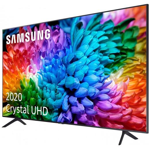 "TV LED 55"" SAMSUNG UE55TU7105KXXC UHD 4K SMART TV WIFI"